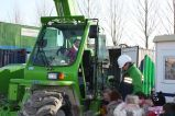 Groep 2a op de bouwplaats 022
