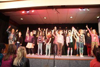 Klassenshow groep 6a 001
