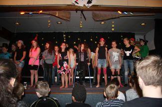 Klassenshow groep 7a 001