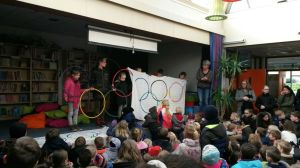 Opening thema School in beweging 007